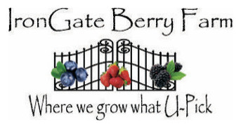 IronGate Berry Farm web logo
